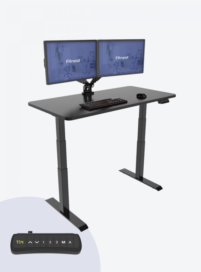 Fitnest Sierra Pro Full Electric Standing Desk