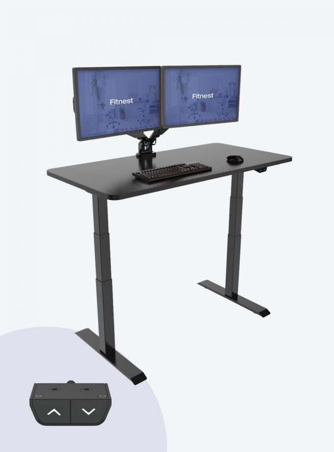 Fitnest Sierra Starter Full Electric Standing Desk