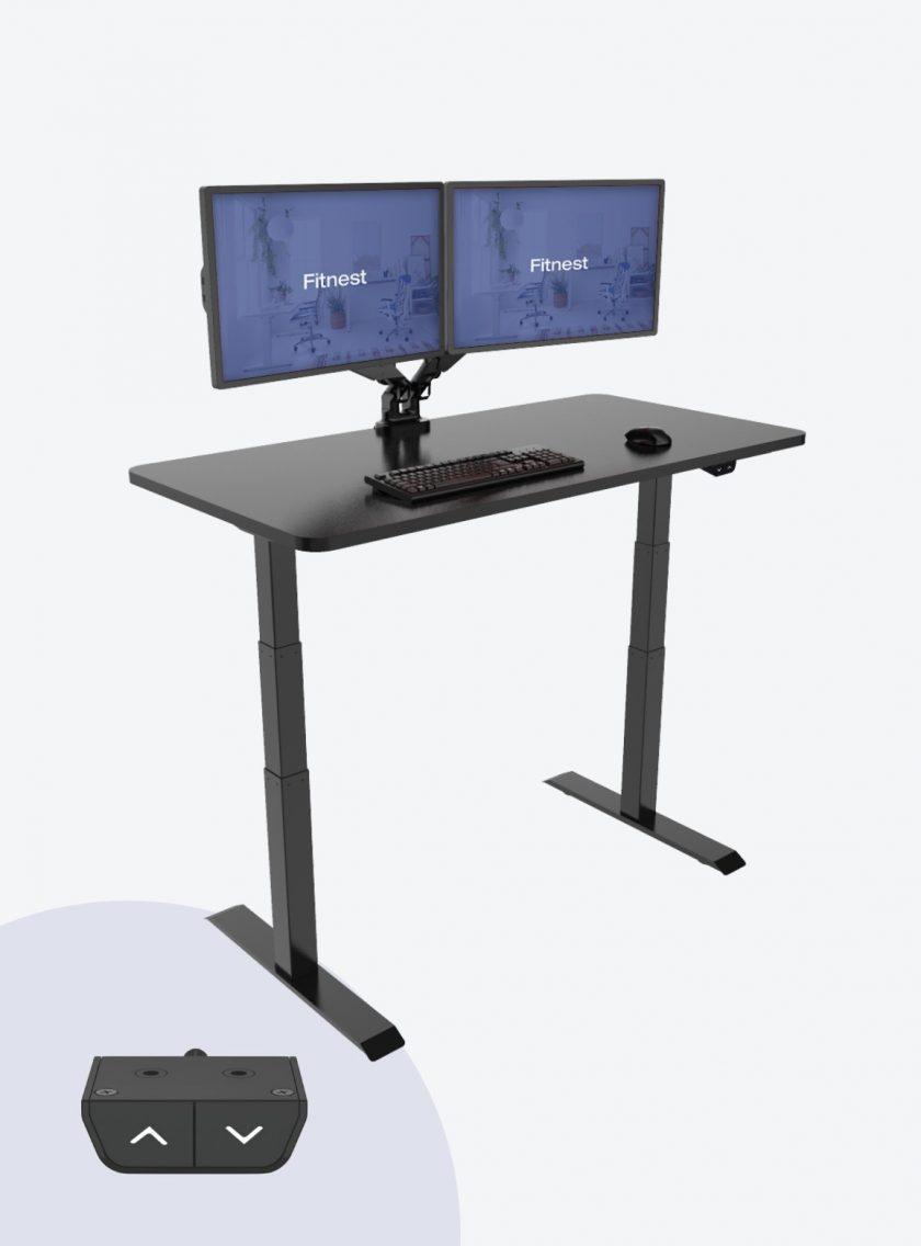 Fitnest Sierra Starter Full Electric Standing Desk