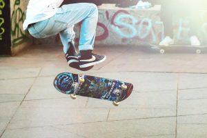balance skateboard