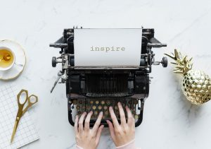 get inspiration