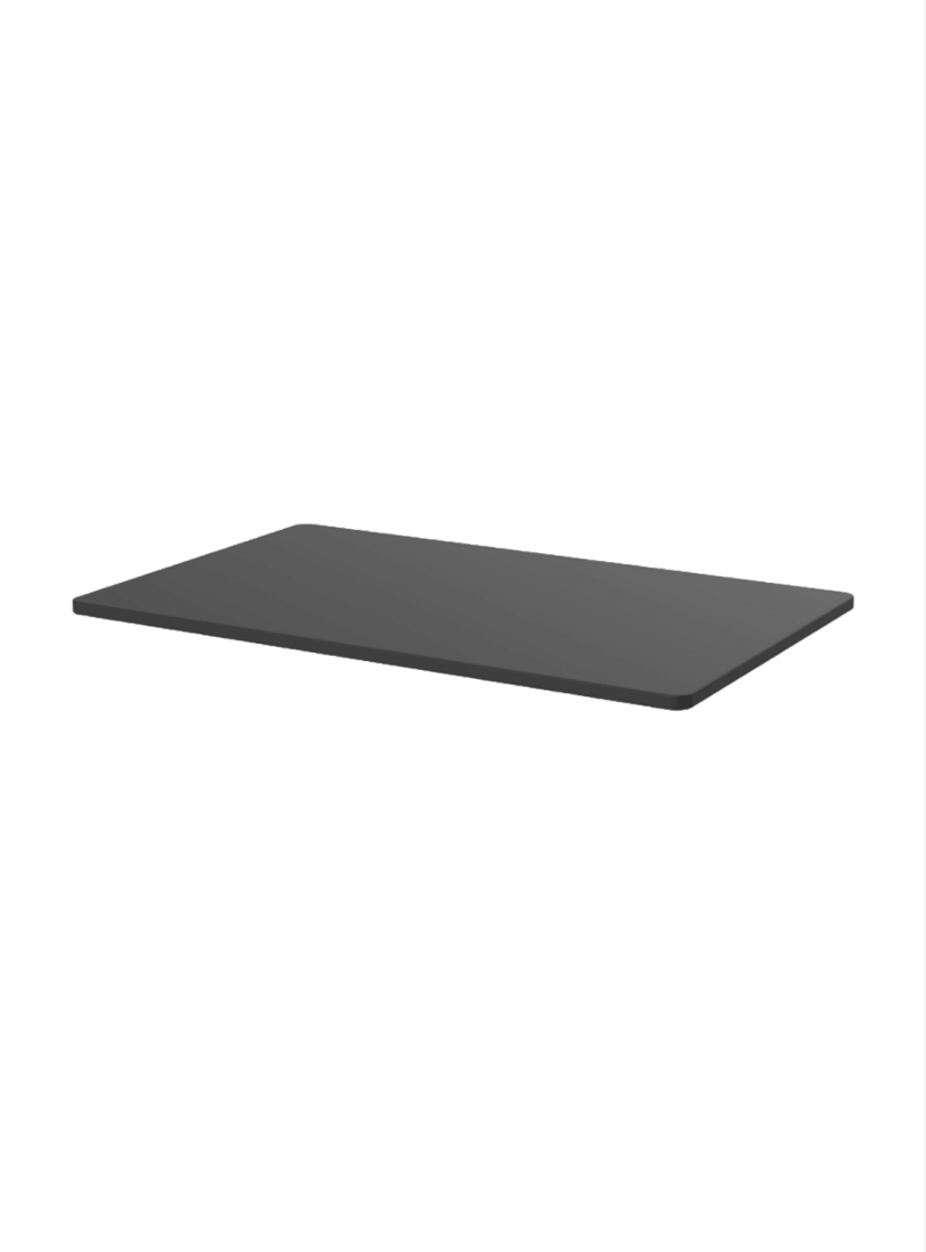 FITNEST_Table Top_Black
