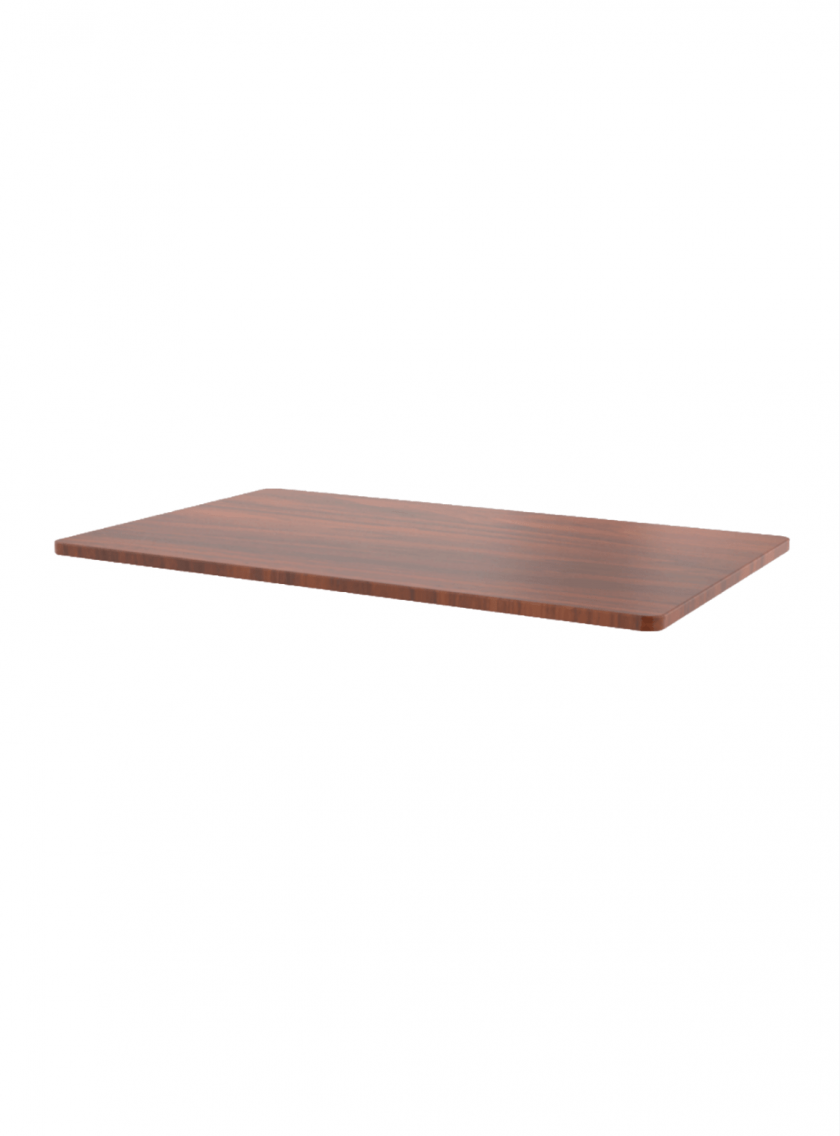 FITNEST_Table Top_Mahogany