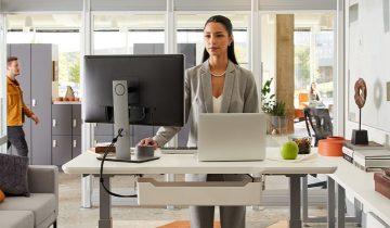 Confirmed: Standing Desk Long Term Usage Benefits (Peer-reviewed Study)