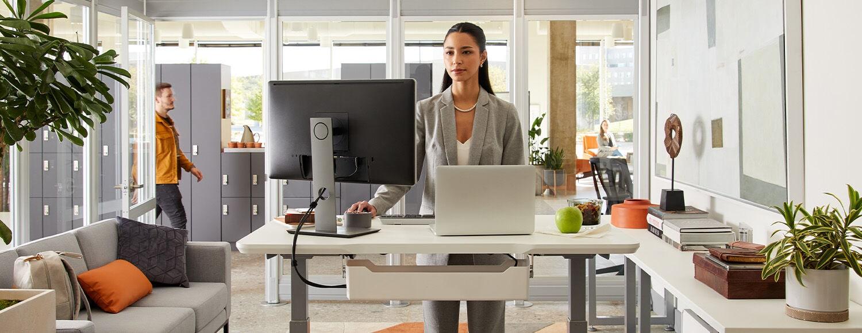 standing desk study proves benefits of long term standing desk usage